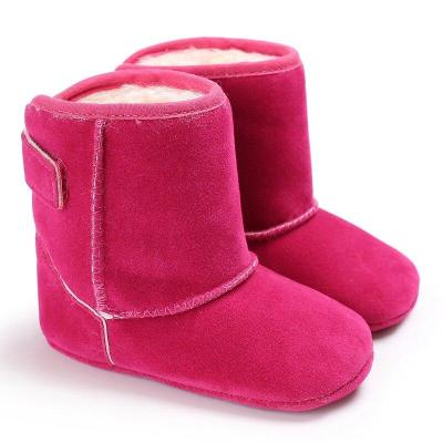 Newborn Baby Winter Boots Infant Toddler Girls Boys Snowfield Shoes Crib Bebe Kids Super Keep Warm Zipper SPORTS Styles Booties