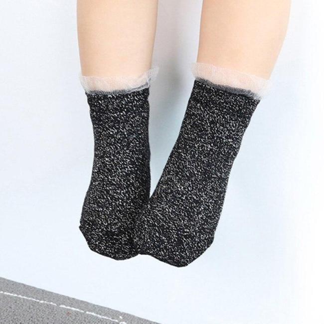 Baby Girl Cotton Socks Newborn Infant Toddler Kids Solid Mesh Soft Socks for 0 to 3 years