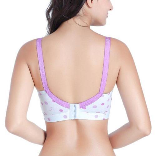 Women Feeding Pregnant Maternity Bra Nursing Bras for pregnant women front opening Pregnancy feeding bra underwear clothing