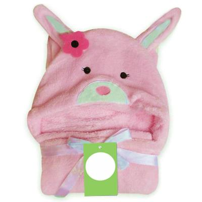Baby Bath Towel Infant Cotton Bathrobe Kids Hooded Towels Children's Lovely Bath Towels Comfortable Animal Cape Towel For Kids