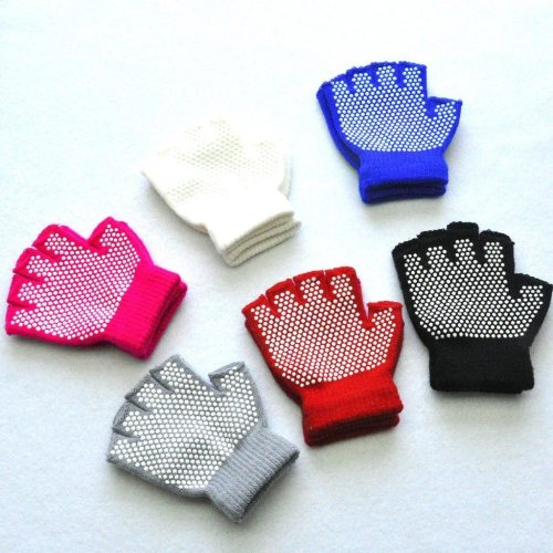 New winter baby gloves Children kids gloves Winter Warm Knitted Fingerless Non-slip baby mittens Gloves
