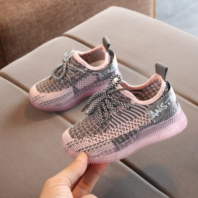 Fashion kids shoes Toddler's Leisure Outdoors Casual Shoes Breathable Children's Mesh Sneaker basket enfant garcon#guahao