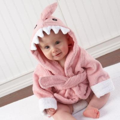 Retail-16 designs  Baby Hooded kids bath towel/Animal Modeling Swimming bathrobe/Baby cartoon Pajamas