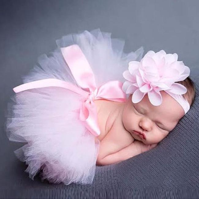 Fashion Baby girl dress Newborn Baby Girls Boys Costume Photo Photography Prop Outfits