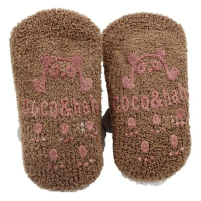 Cute Newborn Baby Socks Warm Cartoon Animal Baby Girl Boy Socks Infant Toddler Anti Slip Floor Socks Kids Socks