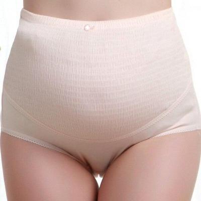 Women's Cotton Panties High Waist Briefs Lingerie Fashionable Women's Large Pants