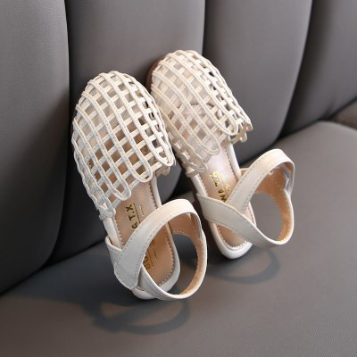 Toddler Infant Sandals Kids Baby Girls Summer Solid Casual Soft Sole Shoes Sandals girls shoes