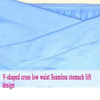 Cotton Pregnant Panties Maternity Underwear U-Shaped Low Waist Maternity Pregnancy Briefs Women Clothing