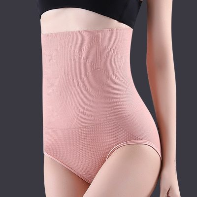 High Waist Underwear Shaping Tummy Control Shapewear Belly Band Body Wrap Bondage Corset Girdle Postpartum Maternity Panties