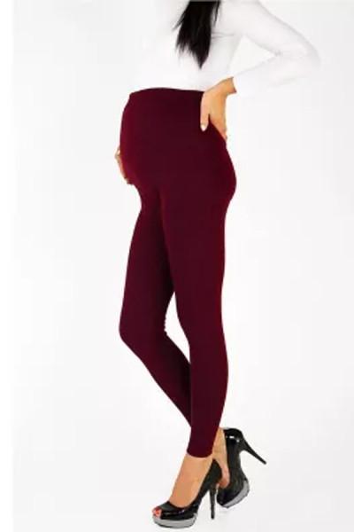 Adjustable Big Size Leggings New Maternity Pant Leggings Pregnant Women Thin Soft Cotton Pants High Waist Clothes