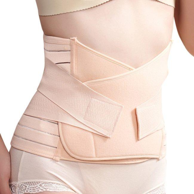 Maternity Belt Pregnancy Corset Prenatal Care Athletic Bandage for Pregnant Woman Postpartum Recovery Girdle Shapewear