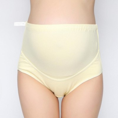 Cotton Women Pregnancy Clothes Hight Waist Panties Leggings Breathable Adjustable Pants For Mother Underwear Maternity Panties