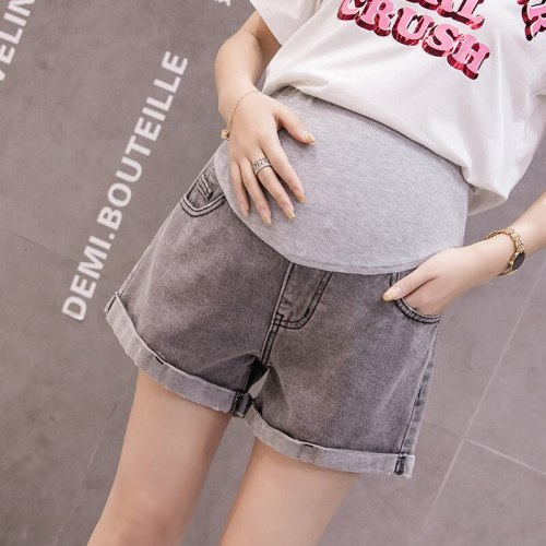 Maternity Shorts for Pregnant Women Summer Shorts for Pregnant Women Fashion Pregnancy Shorts Clothes Maternity Pants