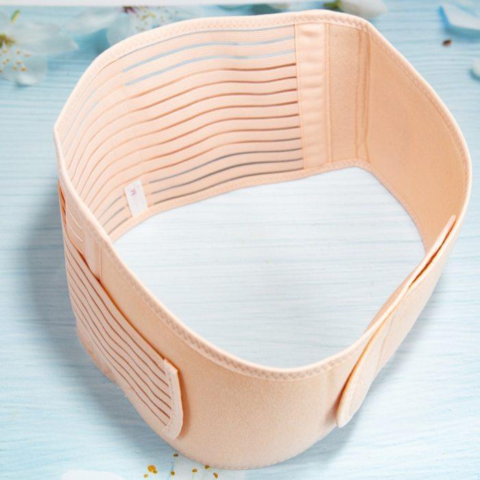 1pc Maternity Belt Pregnancy Belt Postpartum Corset Belly Band Postpartum Body Shaper Abdomen Support Bandage for Pregnant Women