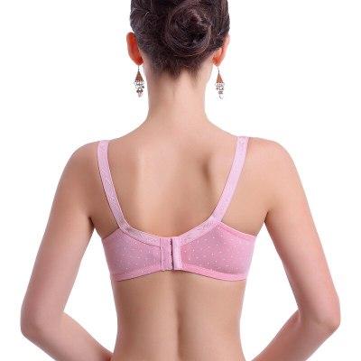 Bamboo Fiber Postpartum Nursing Bras Underwire brassiere Pregnant Breastfeeding Pregnancy Women Underwear Breast Feeding Bra