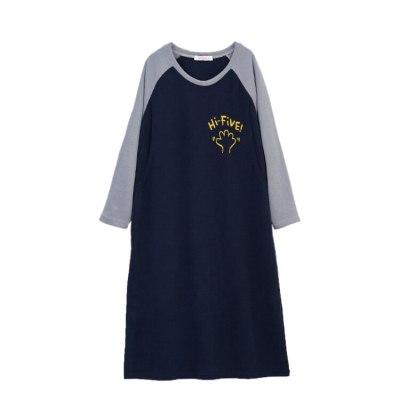 Pregnant Nursing Sweater Plus Size Hoodies Long Sleeve Below The Knees Maternity Dress