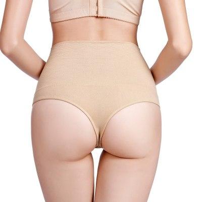 Seamless Women High Waist Slimming Tummy Control Knickers Pant Briefs Shapewear Underwear