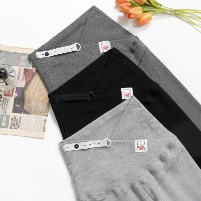 Wool Blend Cotton High Waist Legging Women Comfortable Spring And Autumn Maternity Pants