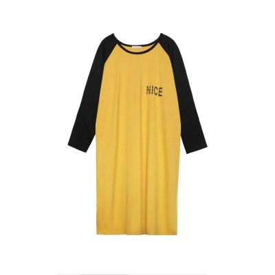 Long Sleeve Back Green Alphabet Print Shirt Maternity Tops