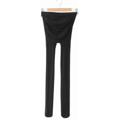 Belly Pregnant Tights Maternity Hosiery Elastic Strap Adjust Stocking Pant