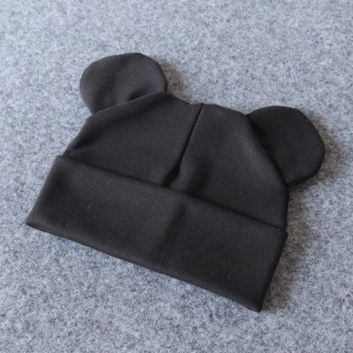 Ears Cotton Warm Newborn Accessories Baby Winter Hat