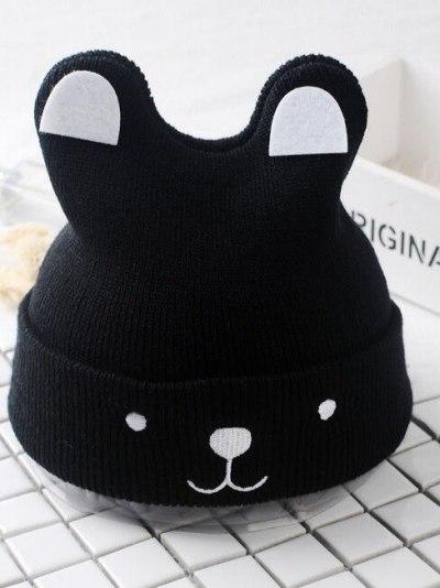 Cute Cat Bear Baby Hat Newborn Photography Props Beanies Winter Hat