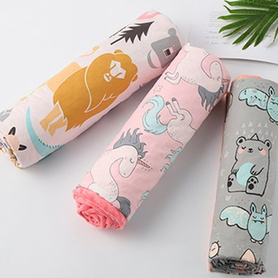 Cotton Swaddles Baby Blankets Accessories Bedding For Newborn Swaddle Towel Blankets Breastfeeding Cover Blanket