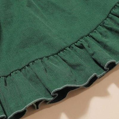 Bodysuit+Suspender Skirts Outfits kids dresses for girls