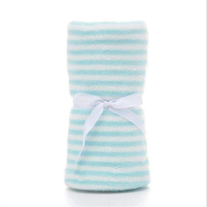 100*75cm Baby Blankets Newborn Cartoon Soft Comfortable Blanket Coral Fleece Manta Bebe Swaddle Wrap Bedding Set
