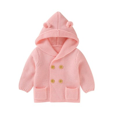2020 Kids Clothes Boys Coat Clothing Hooded Button Windbreaker Baby Fashion Print Coat Infant Waterproof Solid For Unisex New