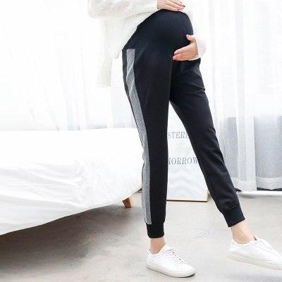 Pregnant Women's Pants Autumn New Fashion Pregnant Women Pants Wear Trousers Casual Pants Maternity Clothes Autumn Wear Maternit