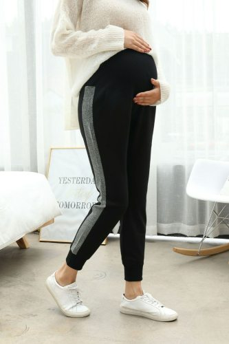 Pregnant Women's Pants Autumn New Fashion Pregnant Women Pants Wear Trousers Casual Pants Maternity Clothes Autumn Wear Maternit