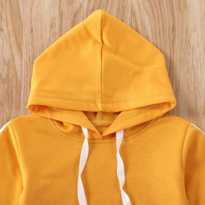 Fashion Baby Spring Summer Tracksuit Toddler Baby Girls Sport Clothes Hood Hooded Crop Tops Mesh Pants 2Pcs Solid Outfit