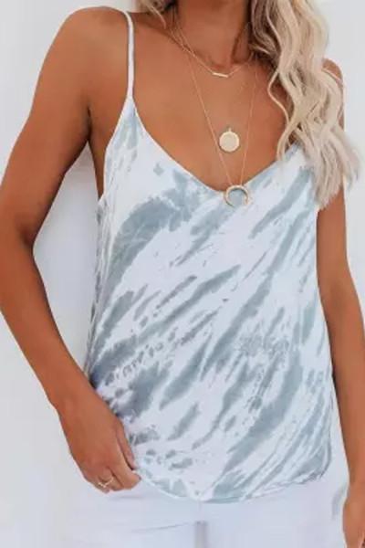 Maternity Tie Dye Cami Tank