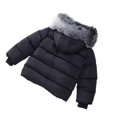 Baby Boys Jacket Fashion Autumn Winter Jacket Coat for Kids Warm Thick Hooded Children Outerwear Coat
