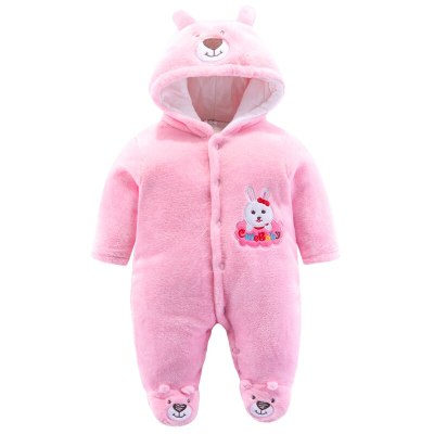 Autumn Newborn Baby Clothes Long Sleeve Kids Overalls For Baby Rompers Casual Jumpsuit Winter Infant Baby Clothing