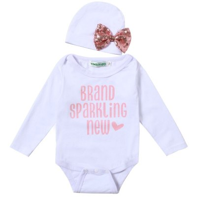 2020 New Winter Baby Clothes Hollow Solid Color Fashion Girls Jumpsuit Boys Cute Rompers Children Clothing