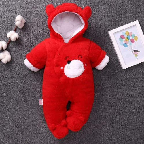 Baby Clothes Long Sleeve Newborn Jumpsuit Baby Girl Clothes Boy Clothing Soft Infant Warm Rompers