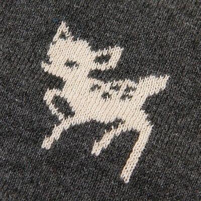 2020 New Baby Cartoon Deer Knitted Rompers Children Cute Clothing Boys Jumpsuit Girls Romper