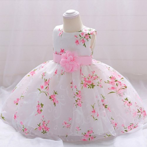 Christening Dress For Baby Girl Clothes For Girls Infant Princess Dress Newborn Baby First Birthday Girl Party and Wedding Dress