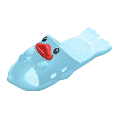 Kid Slippers Duck Outdoors Floor Fashion Shoes Shower Sandals Skidproof Toddle Slippers