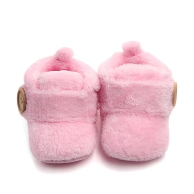 Lovely Toddler First Walkers Baby Shoes Round Toe Flats Soft Slippers Shoes Baby Schoenen Newborn Shoes