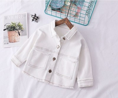 Autumn girls jackets fashion style casual kids jackets for girls