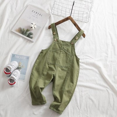 2021 spring baby girl beautiful overall kids pant 1pc baby girl romper baby boy overall children pant