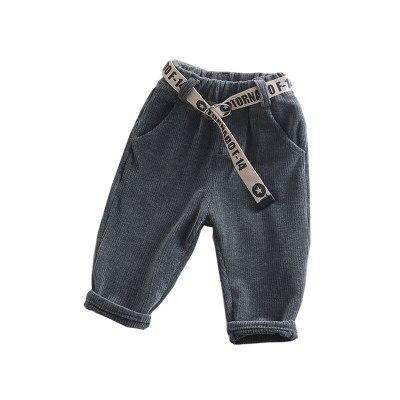 2020 Autumn  Baby  Trousers Children's Casual Pants  Korean   toddler pants  girls pants