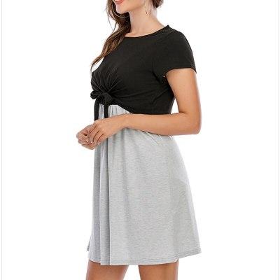 Maternity Splice Bandages Nursing Baby for Maternity  Breastfeeding Dress