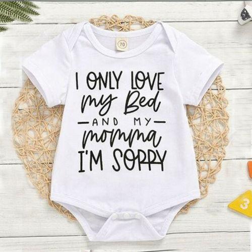 Newborn Clothes Girl Cotton Romper Boy Playsuit Jumpsuit Sunsuit  Summer One-Pieces Baby Clothing