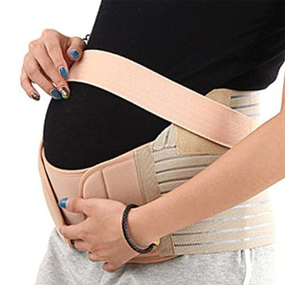Pregnant Women Support Belly Band Back Clothes Waist Abdominal Care Maternity Pants Waist/Back/Abdomen Band, Belly Brace