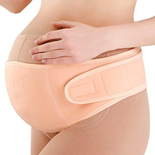 Women Underwear Maternity Belt Supplies Abdominal Bander Pregnancy Antenatal Bandage Belly Bander Back Support Belt for Pregnant