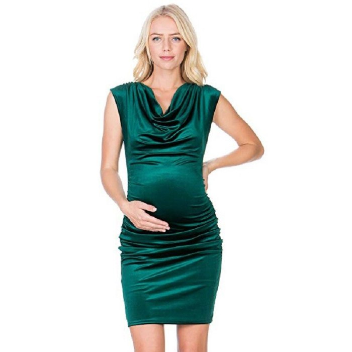 Maternity Sexy Mini Dress For Photo Shoot Solid Slim Sleeveless Dresses Fashion Cotton Pregnancy Dresses Comfy Pregnant Clothing